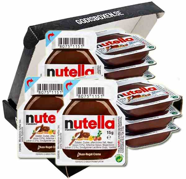 Nutellaboxen