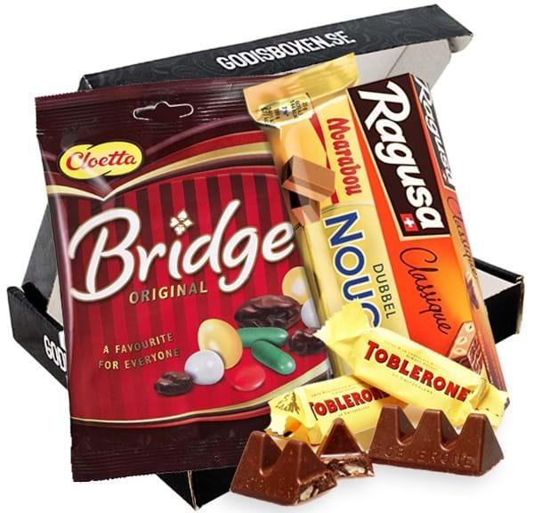 Chokladboxen