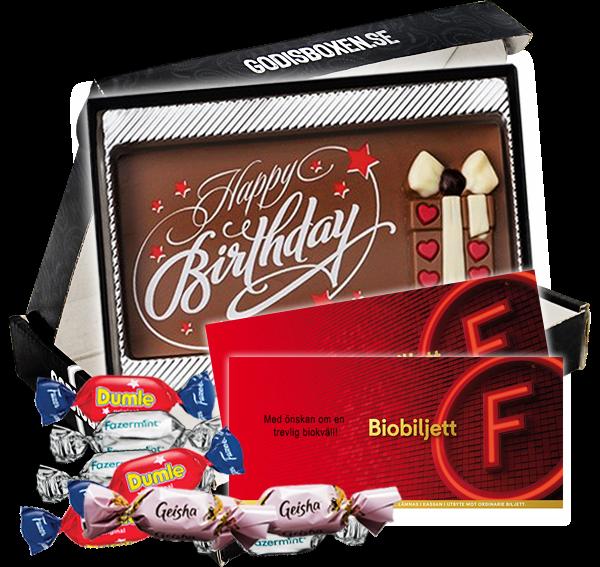Presentboxen
