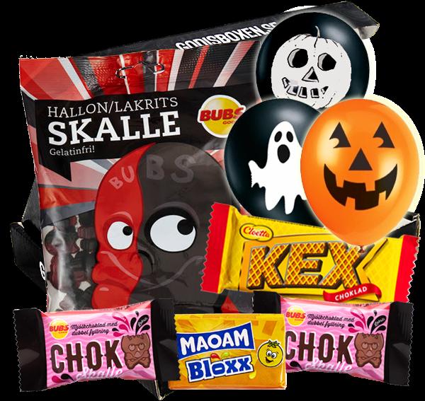 Halloweenboxen
