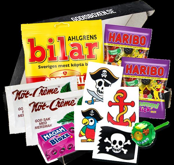 Piratboxen